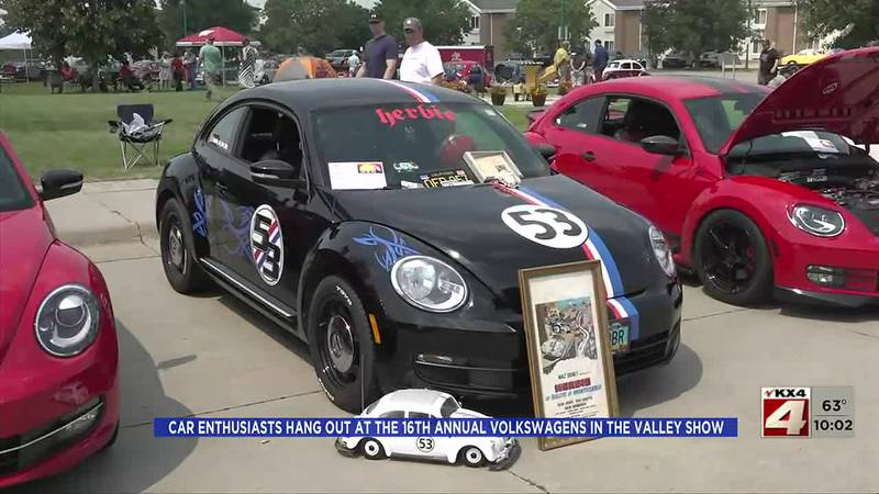 News - 16th Annual Volkswagen In The Valley Show - July 30
