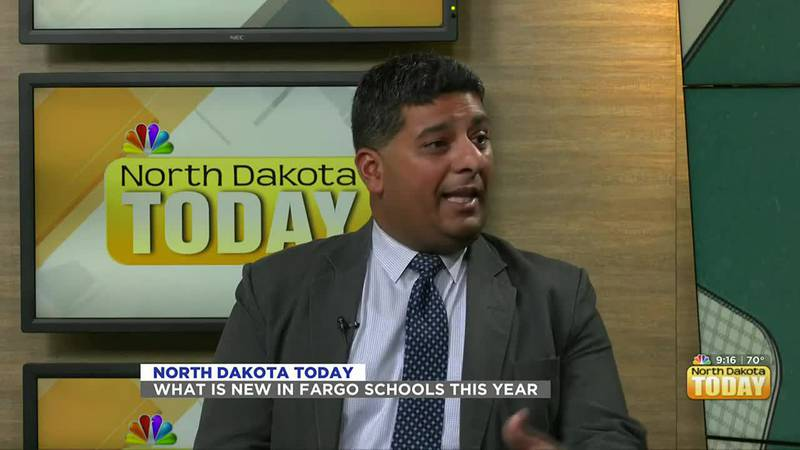 NDT - What is New In Fargo Schools This Year - August 24