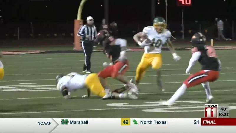 Sports - High school football highlights part 2 - October 15
