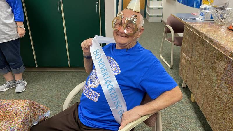 Celebrating Kenny: Educator Celebrates 80th Birthday