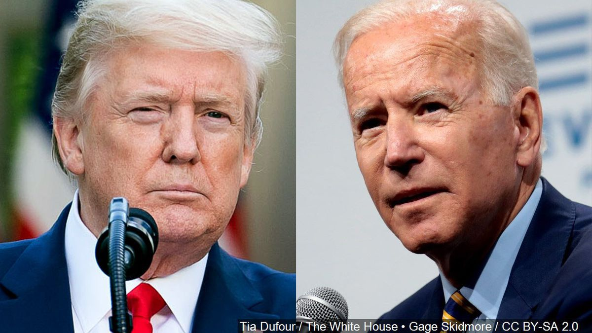 The state of Minnesota is considered a swing state meaning that either political side could claim the state. Both President Donald Trump and Former Vice President Joe Biden will be in Minnesota this afternoon.