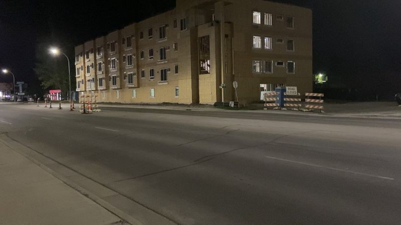 The first week of overnight work will be primarily focused on Highway 10 in downtown Moorhead....