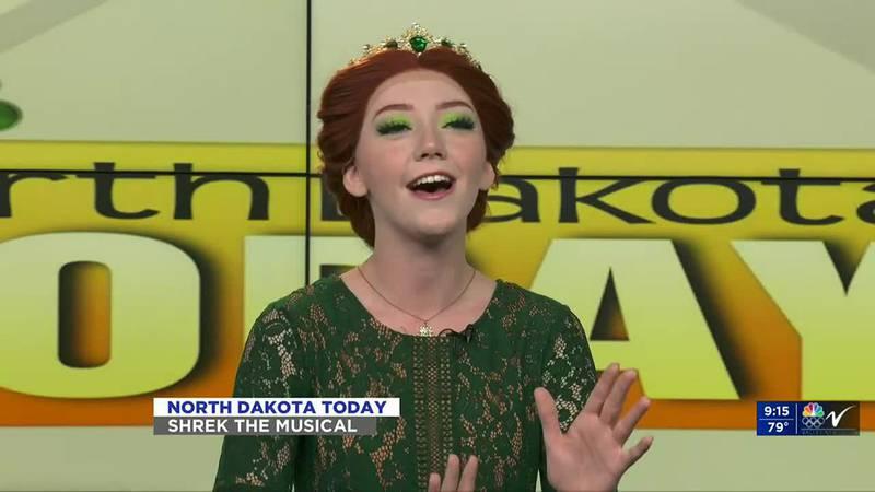 NDT - Shrek The Musical Part 2- July 28
