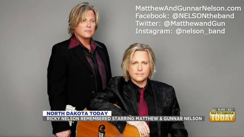 NDT - Ricky Nelson Remembered Starring Matthew & Gunnar Nelson - September 21