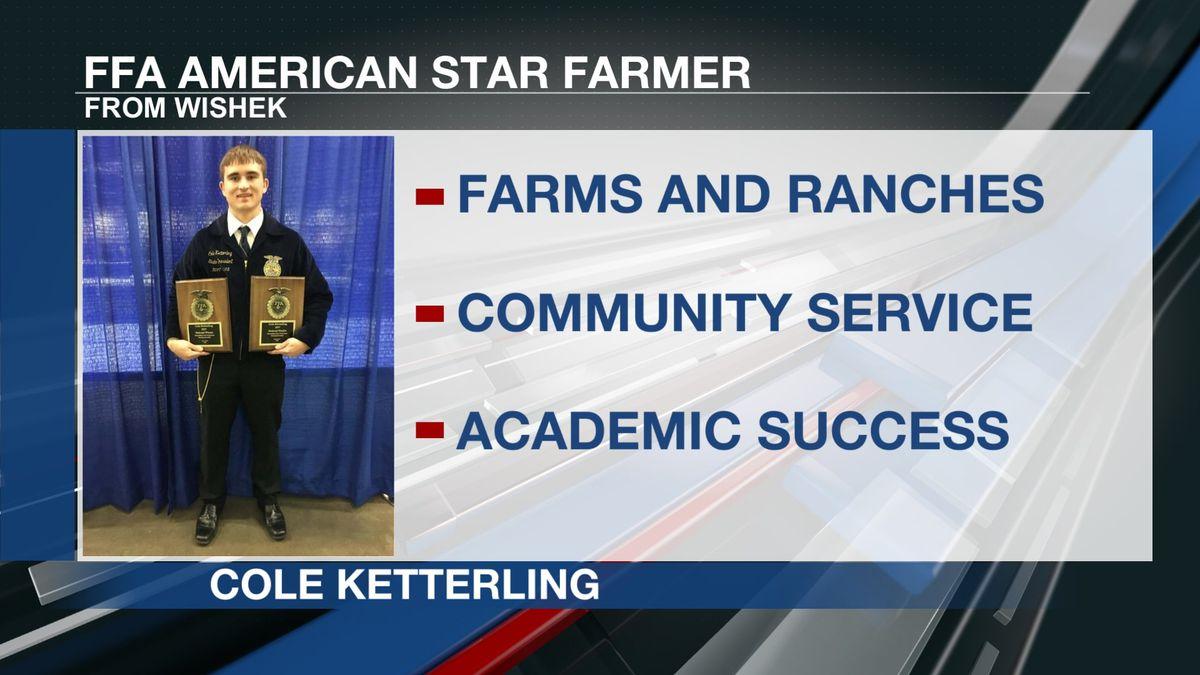 FAA American Star Farmer