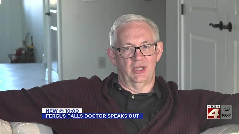 News - Lake Region Health, Fergus Falls surgeon speaks out - October 22