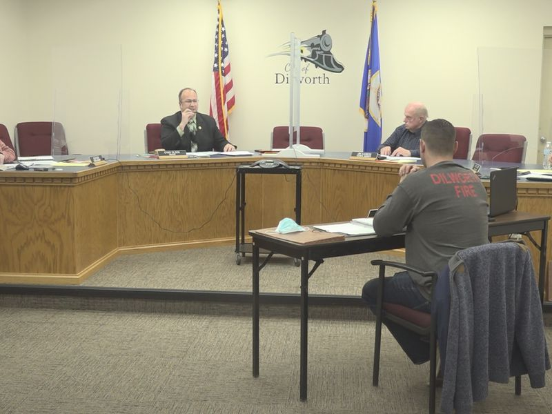 Dilworth City Council voted 5-0 to strike down a pet limit proposal.