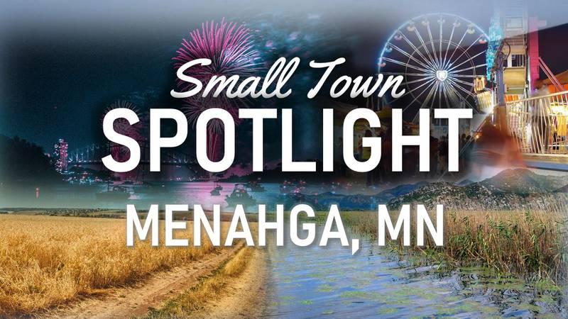 Small Town Spotlight - Menahga, MN