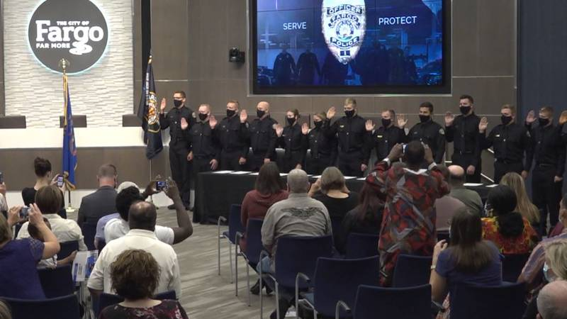 New FPD Officers