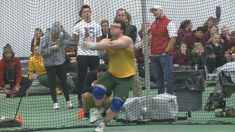 Alex Talley, NDSU Track and Field