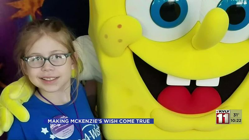 News - Make-A-Wish: Meet McKenzie