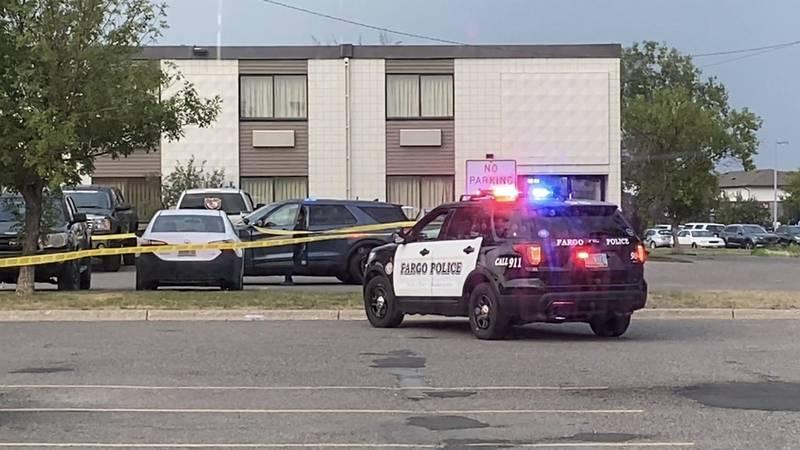 Police presence at Motel 6