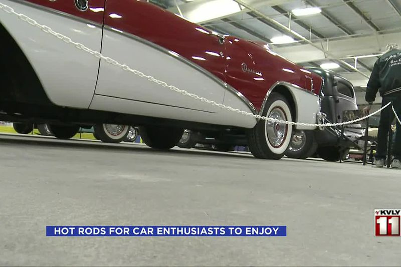 A room filled with exclusive and vintage cars for car enthusiasts can enjoy. Valley Today's...
