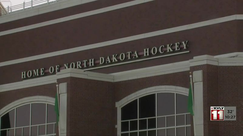 Sports - UND Hockey to play at the Ralph for the first time in almost a year
