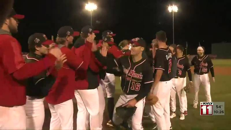 RedHawks win North Division Title