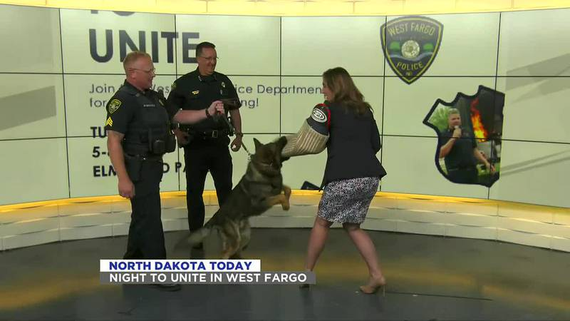NDT - West Fargo Night to Unite - August 3