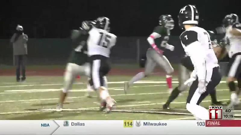 Sports - High school football highlights part 1 - October 15