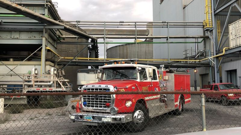 Firefighters called out to Minn-Dak Farmers Cooperative on Tuesday morning.