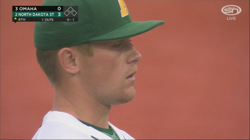 The North Dakota State battery of Max Loven and Nick Emanuel led the way Thursday night, as the...