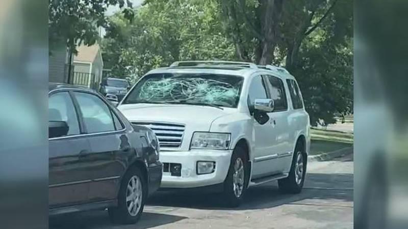 Fargo car vandalism