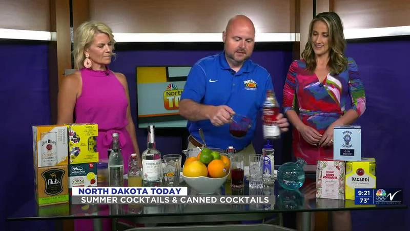 NDT - Summer Cocktails & Canned Cocktails Part 1 - June 16