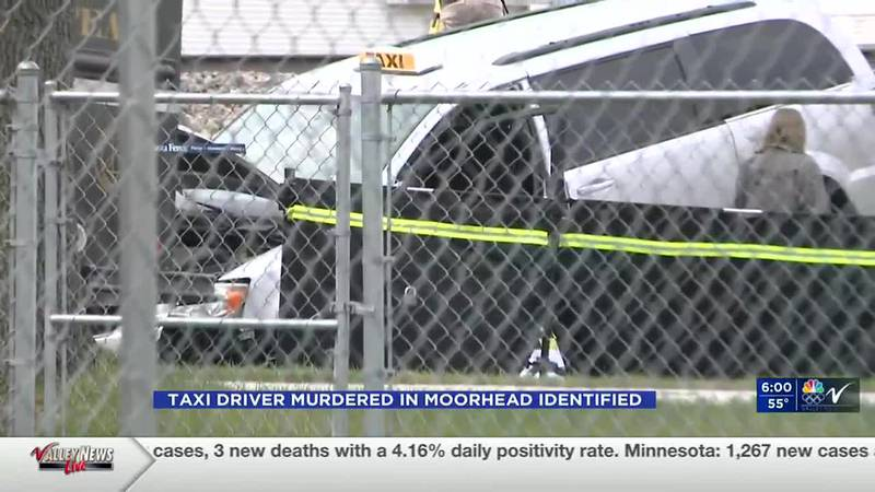 News - Murdered Moorhead taxi driver identified