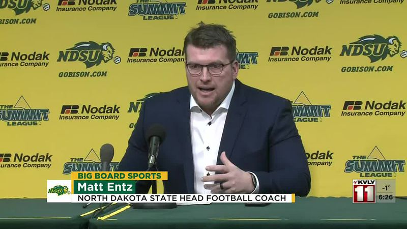 Sports - Bison Open Spring Season With YSU