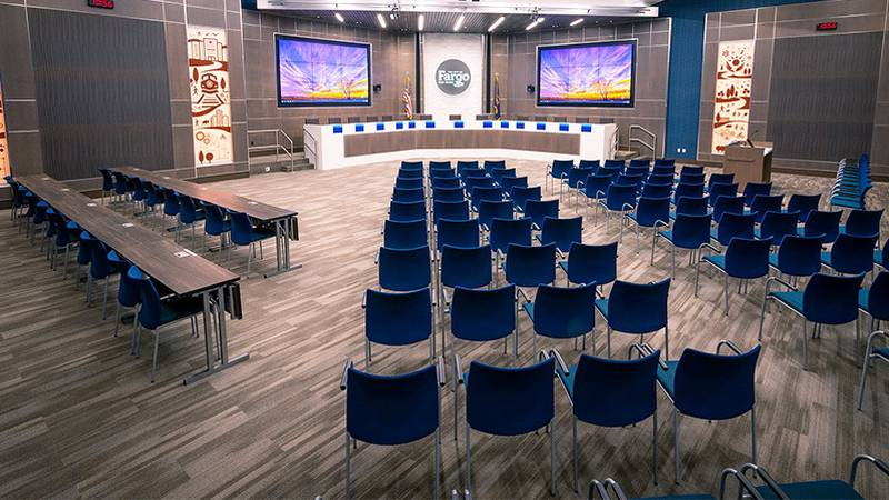 Fargo City Commission Meeting