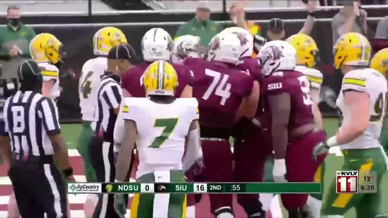 Sports - Bison Preparing For Missouri State