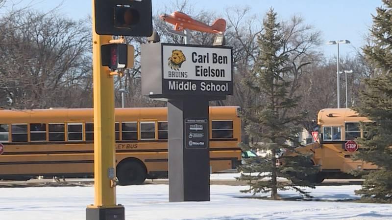 Carl Ben Eielson Middle School