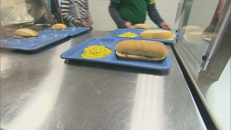 Three area school districts are piloting a one-month program to distribute unserved leftover...