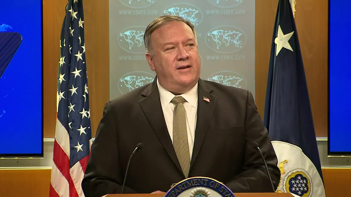 Secretary of State Mike Pompeo traveled to the United Nations on Aug. 20 to formally notify the Security Council that the U.S. was triggering snapback because Iran is not complying with the nuclear deal.