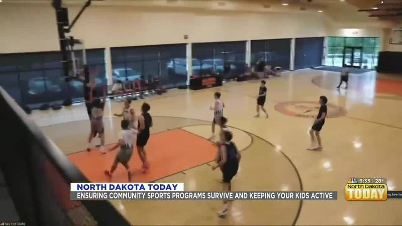 NDT - Ensuring Community Sports Programs Survive & Keeping Your Kids Active - October 21