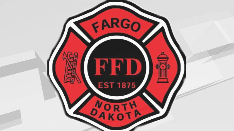Fargo Fire Department Badge