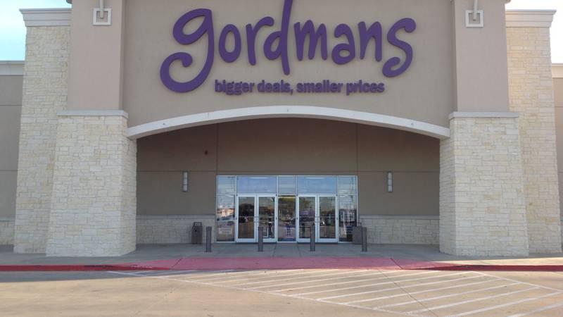 Gordmans store front