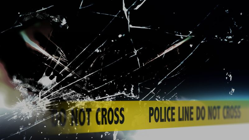 A 16-year-old boy was taken to the hospital after his SUV collided with a tractor-trailer.