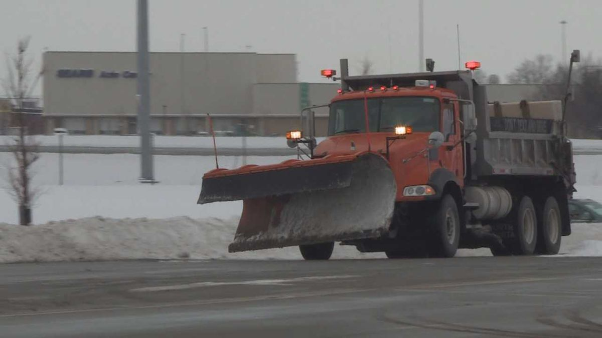 The City of Fargo, West Fargo and Moorhead Snowplow Operators focuses on the most traveled...