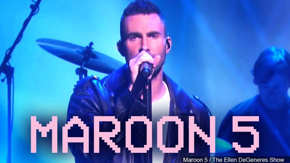 Maroon 5 - Super Bowl 2019 halftime show