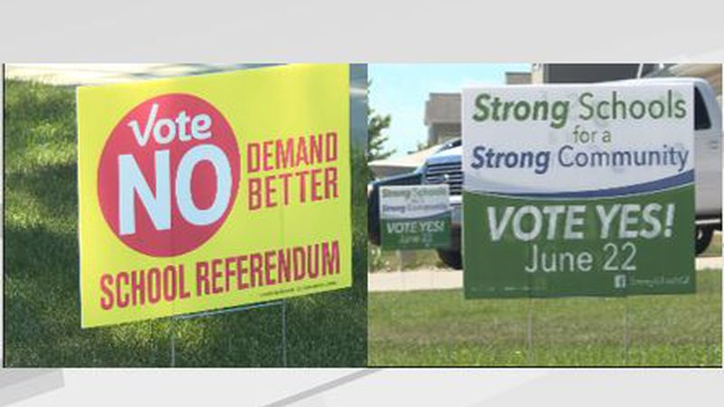 The special election takes place June 22 in Grand Forks.