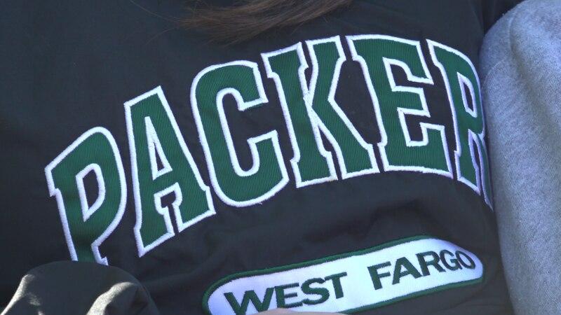 West Fargo Packers sweatshirt