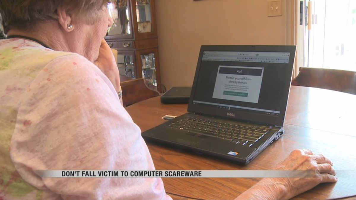 Scareware On Websites May Not Harm Your Computer But It Could Harm Your Bank Account