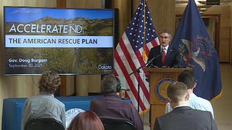 ND Governor unveils billion-dollar investment plan