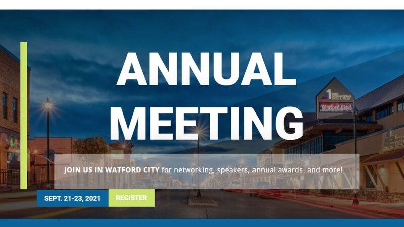 North Dakota Petroleum Council Annual Meeting