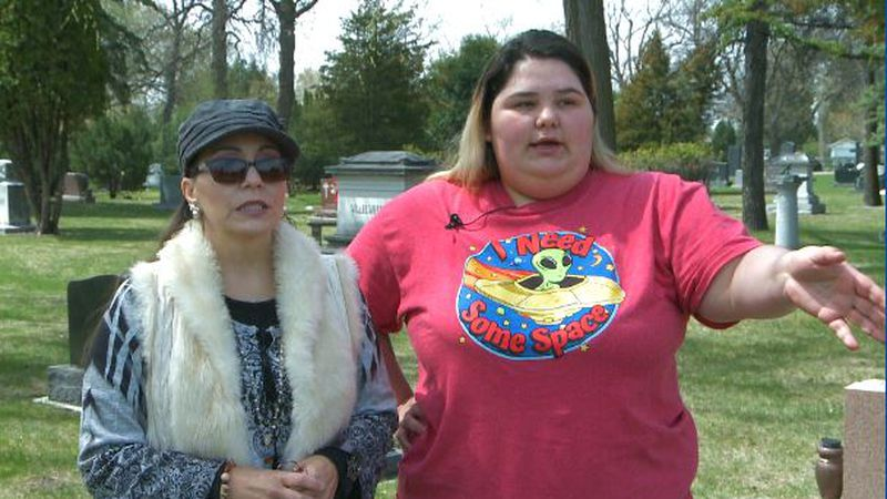 Family speaks out after woman crashes funeral