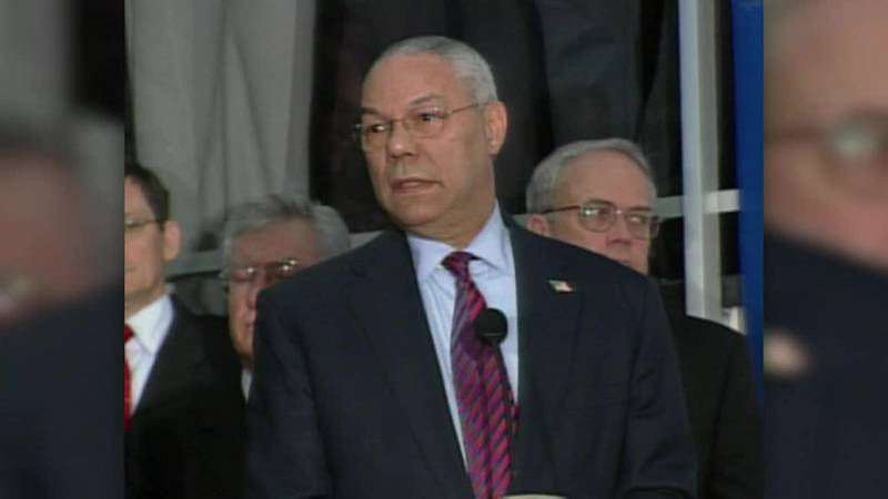 Colin Powell, the first Black U.S. secretary of state, died from COVID-19 complications.