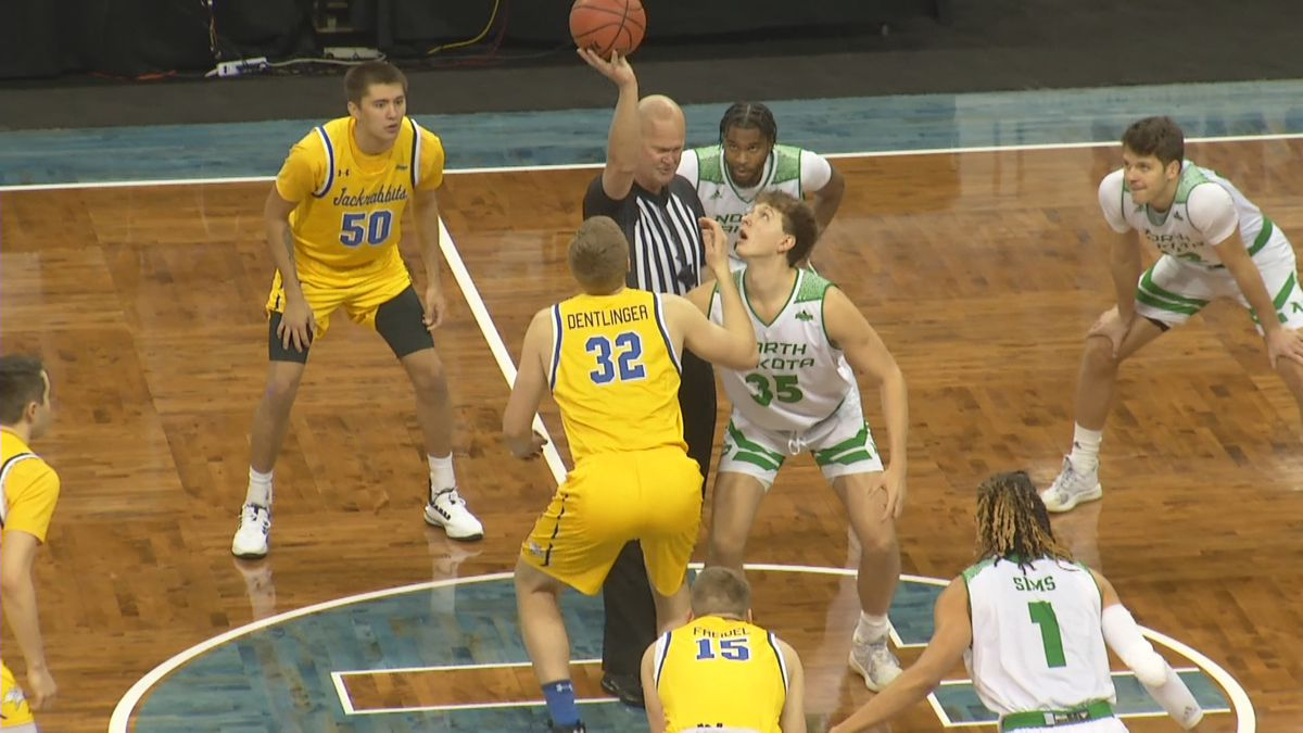 University of North Dakota vs. South Dakota State University Men's Basketball