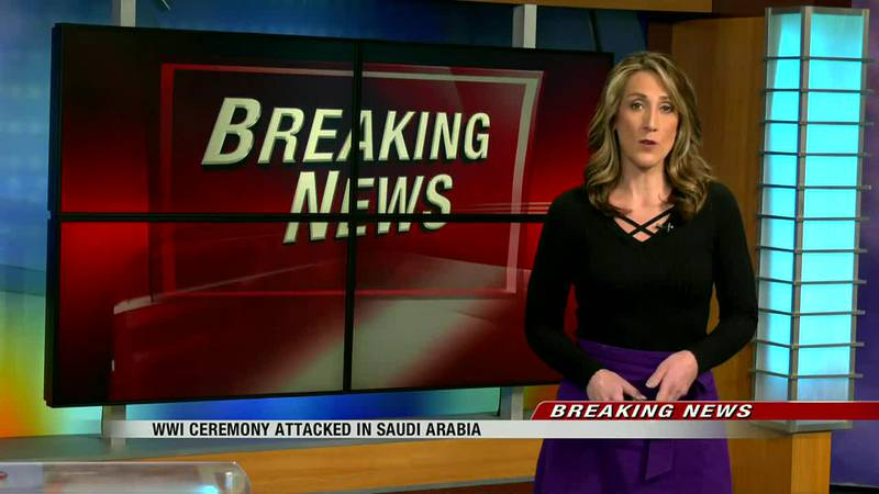 Top morning news and weather headlines with Lisa Budeau