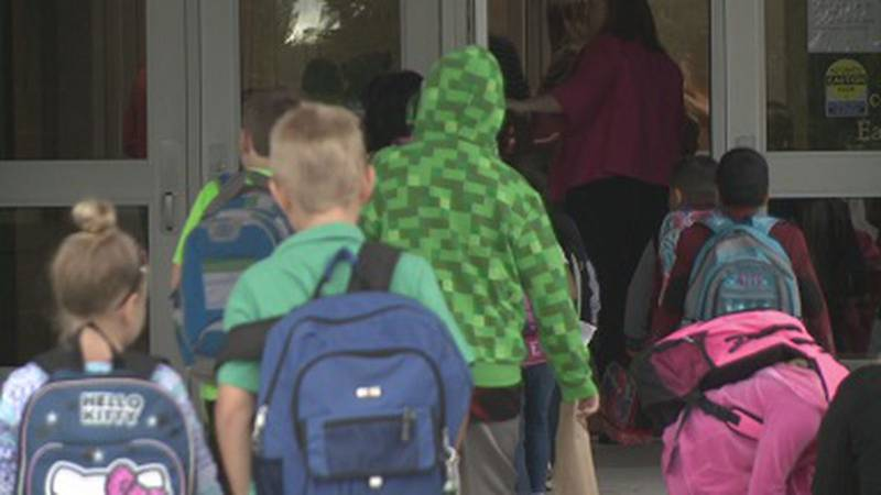 West Fargo Public Schools is keeping their students safe by having their teachers' social...