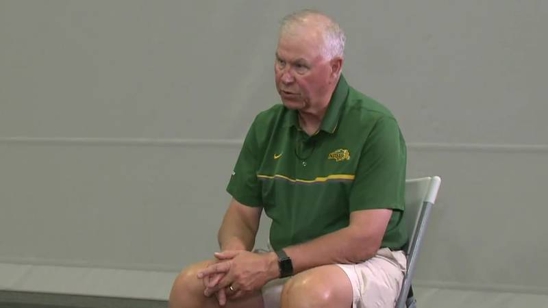 Sports A Sit Down With Randy Hedberg - August 12