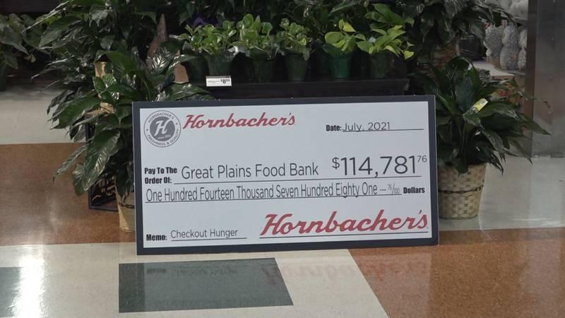 Hornbacher's Donation